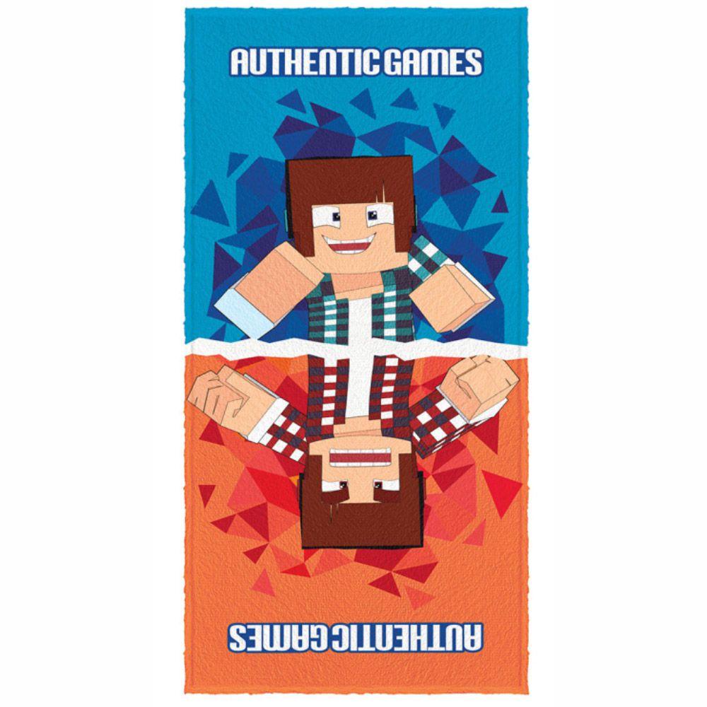 Toalha de Banho Infantil Authentic Games Fun/Rage