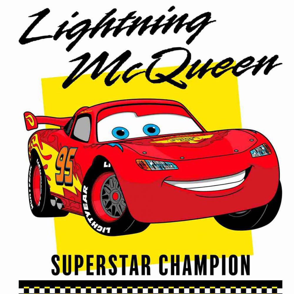 Toalha de Banho Infantil Carros Champions
