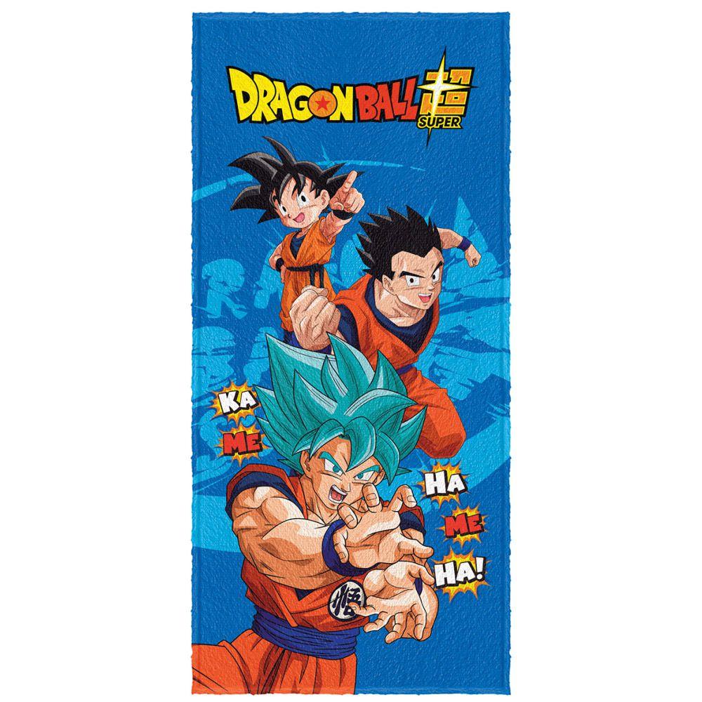 Toalha de Banho Infantil Dragon Ball Gohan