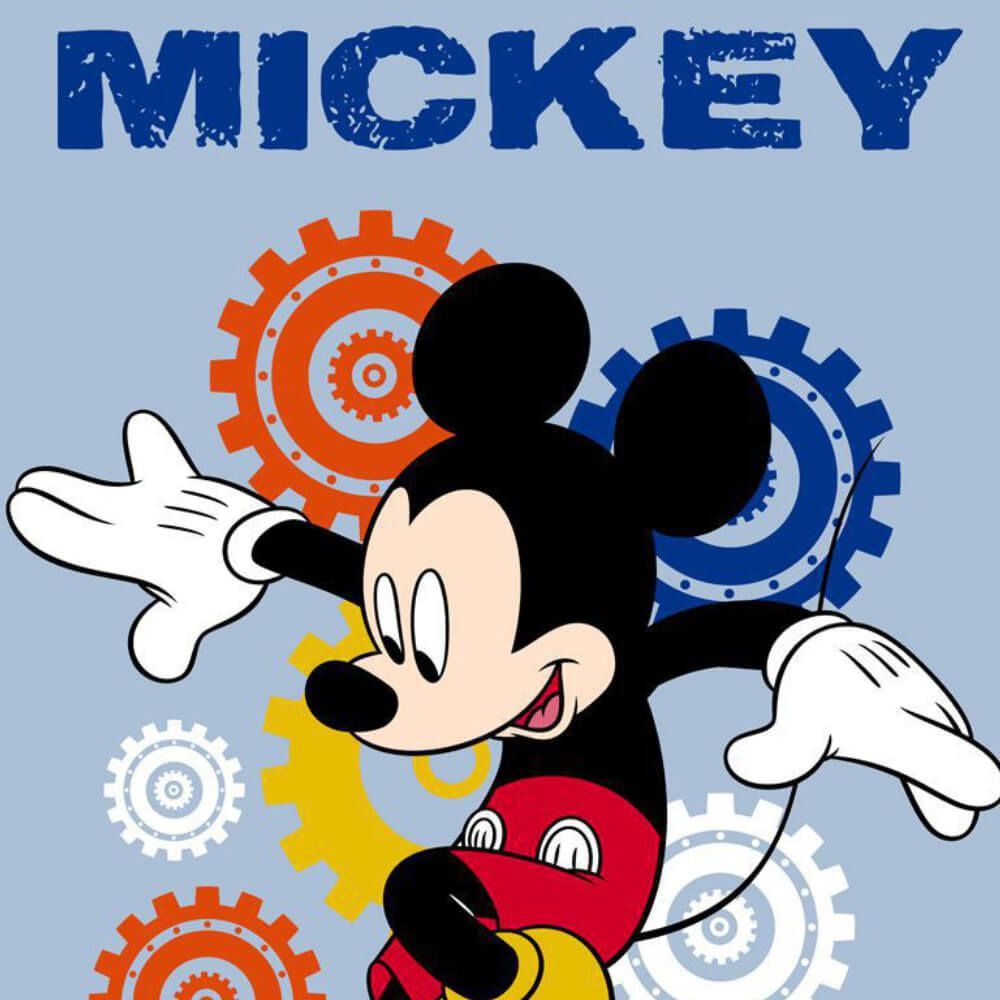 Toalha de Banho Infantil Mickey Fun
