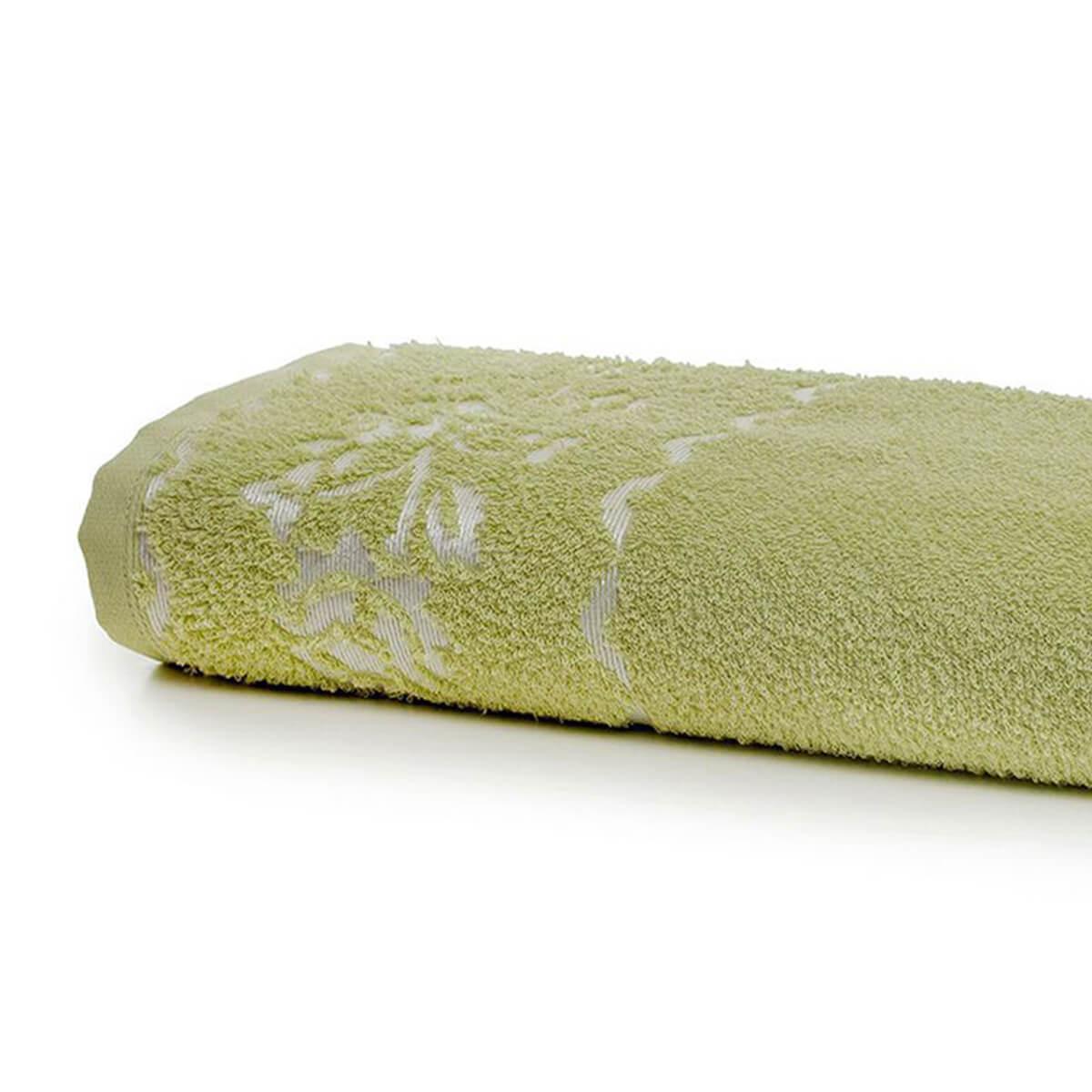 Toalha de Banho Prata Diana Verde