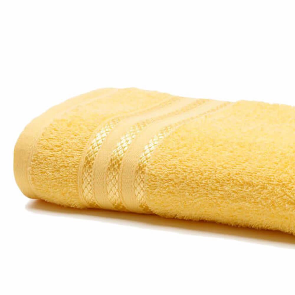 Toalha de Banho Royal Patter Amarela