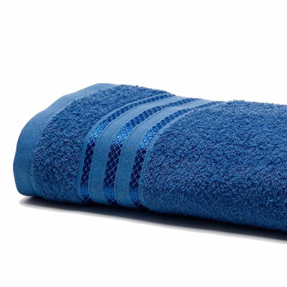 Toalha de Banho Royal Patter Azul