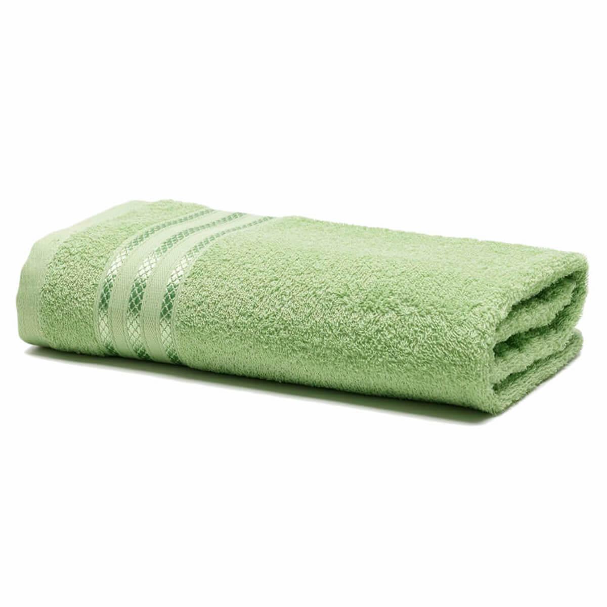 Toalha de Banho Felpuda Royal Patter Verde