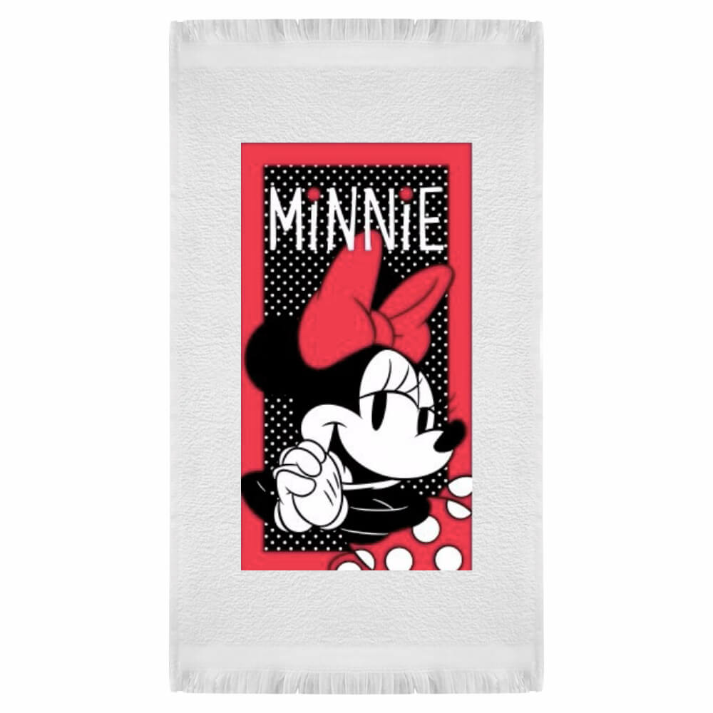 Toalha de Mão Minnie
