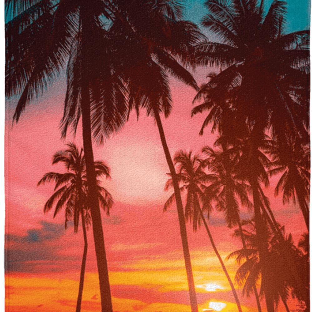 Toalha de Praia Coqueiros