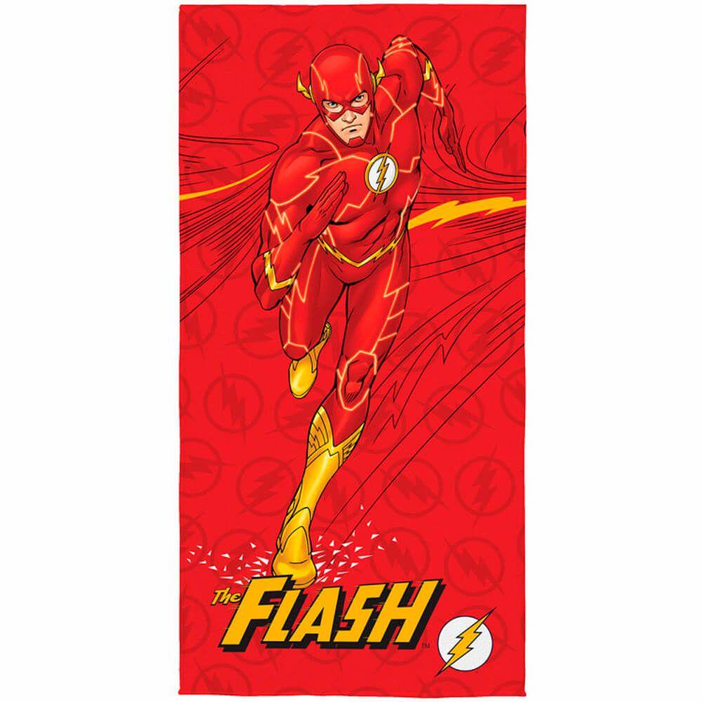 Toalha de Praia Infantil The Flash