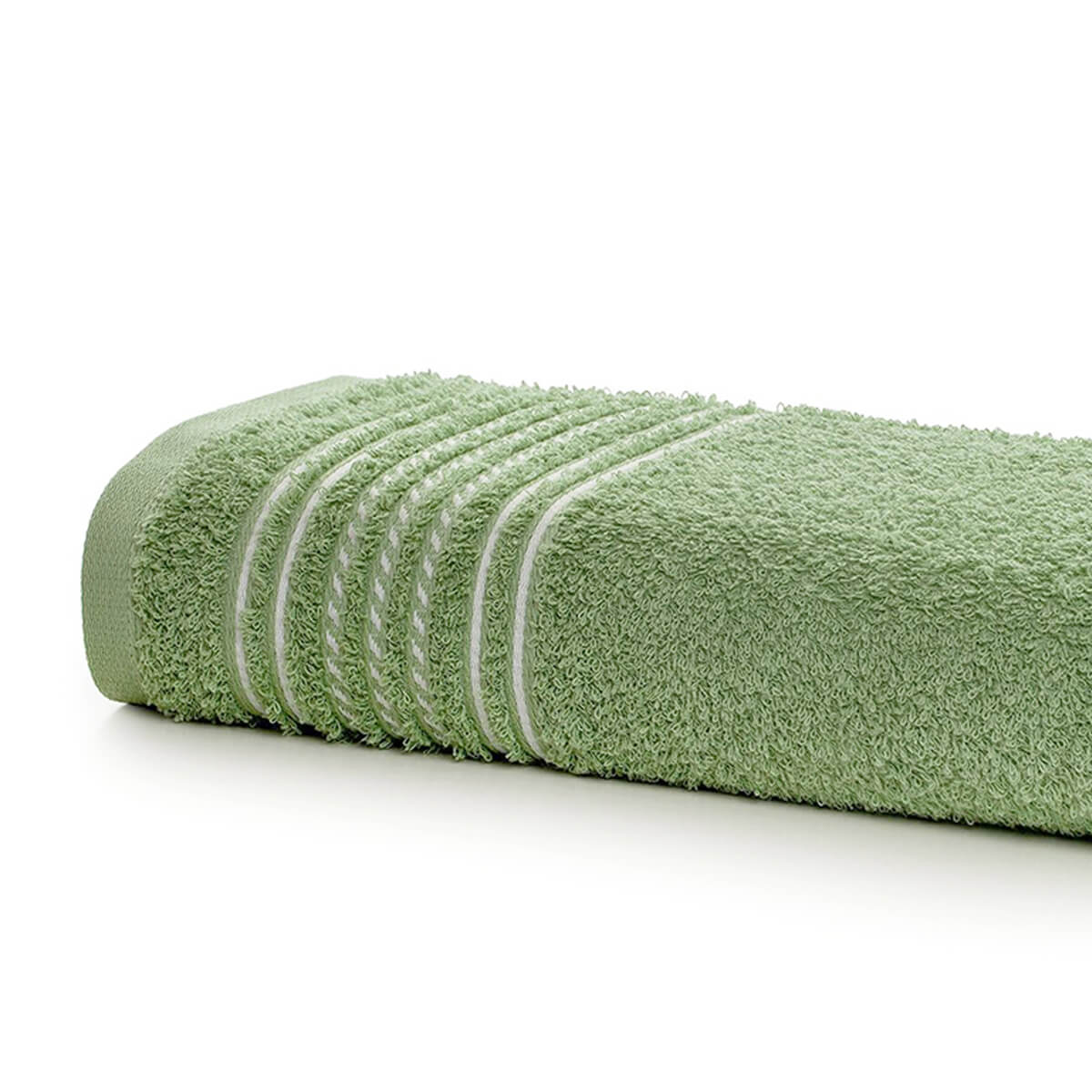 Toalha de Rosto Prata Apolo Verde