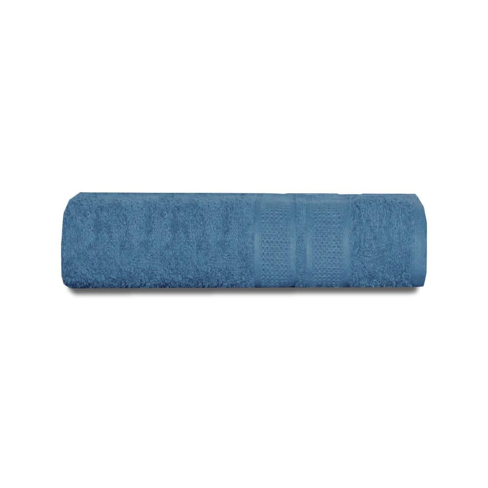 Toalha de Rosto Remix Azul