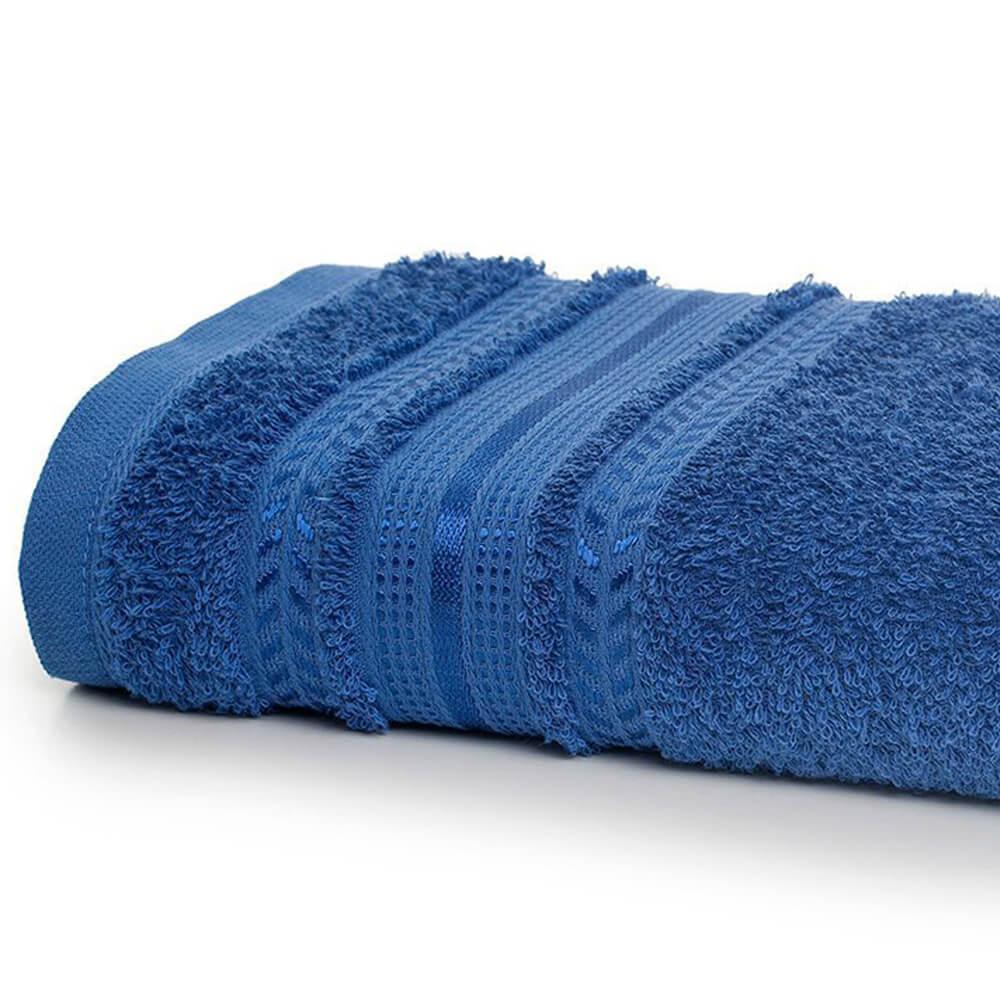 Toalha de Rosto Royal Denis Azul