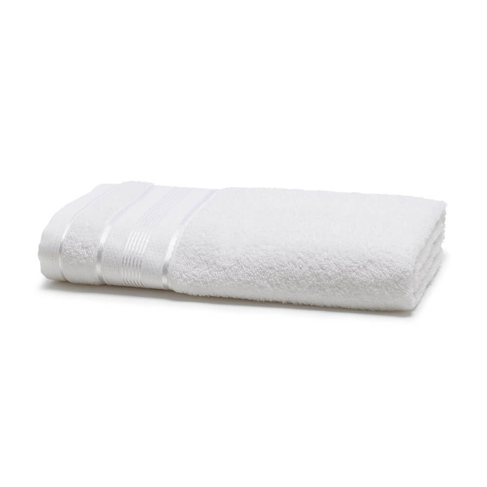 Toalha de Rosto Royal Knut Branca