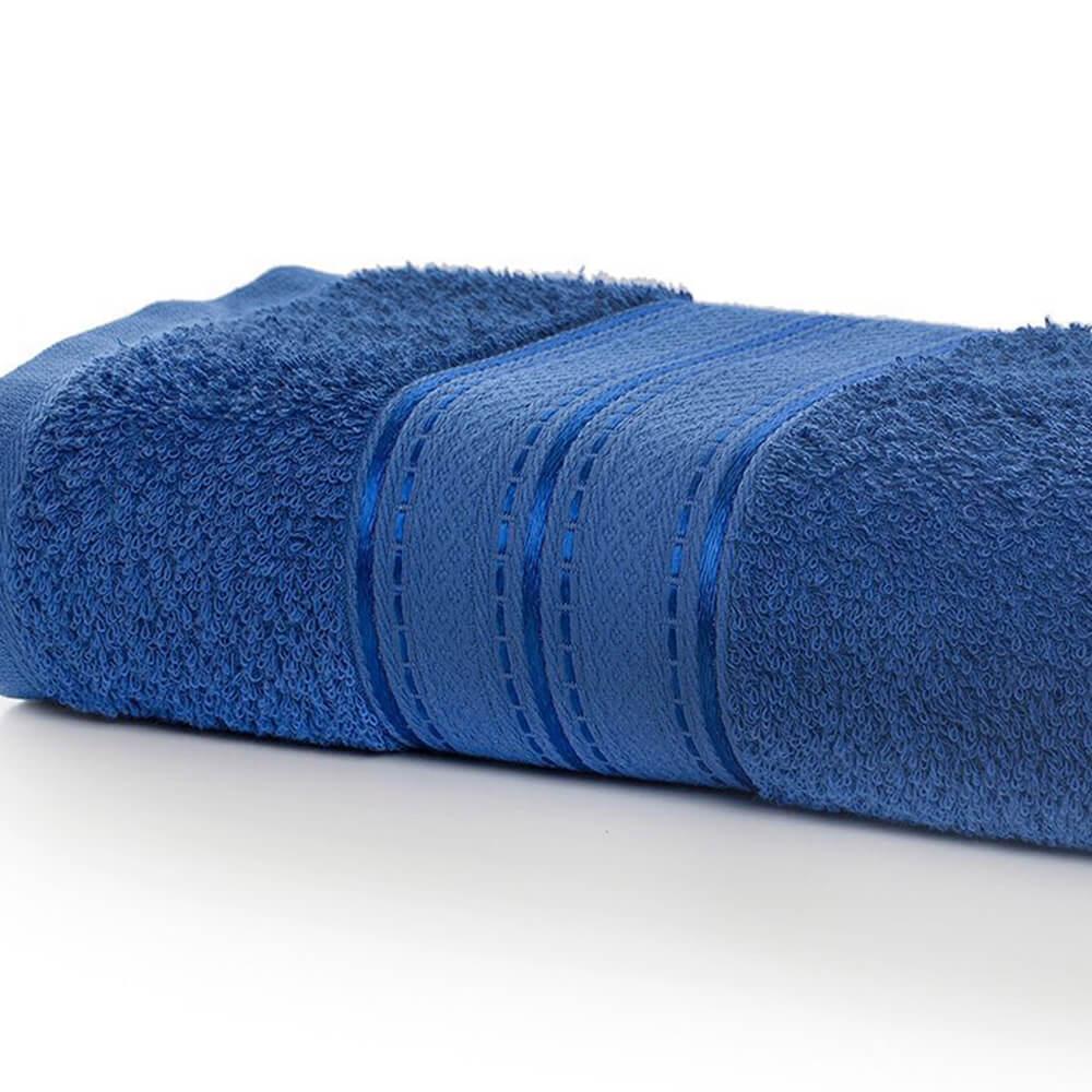 Toalha de Rosto Royal Leny Azul