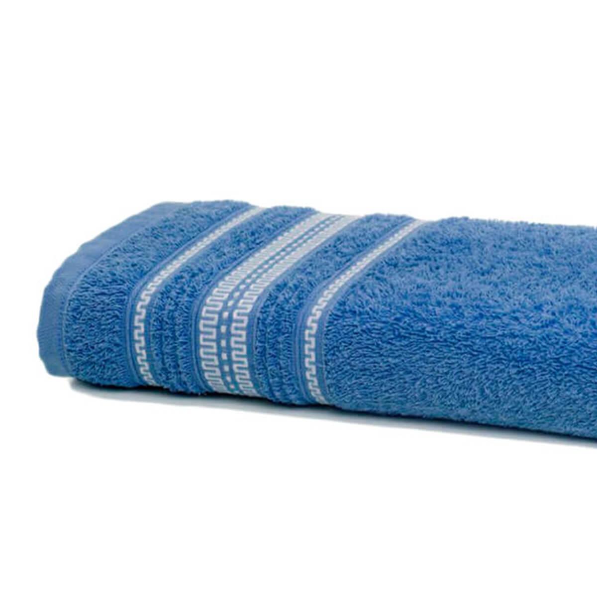 Toalha de Rosto Royal Polly Azul