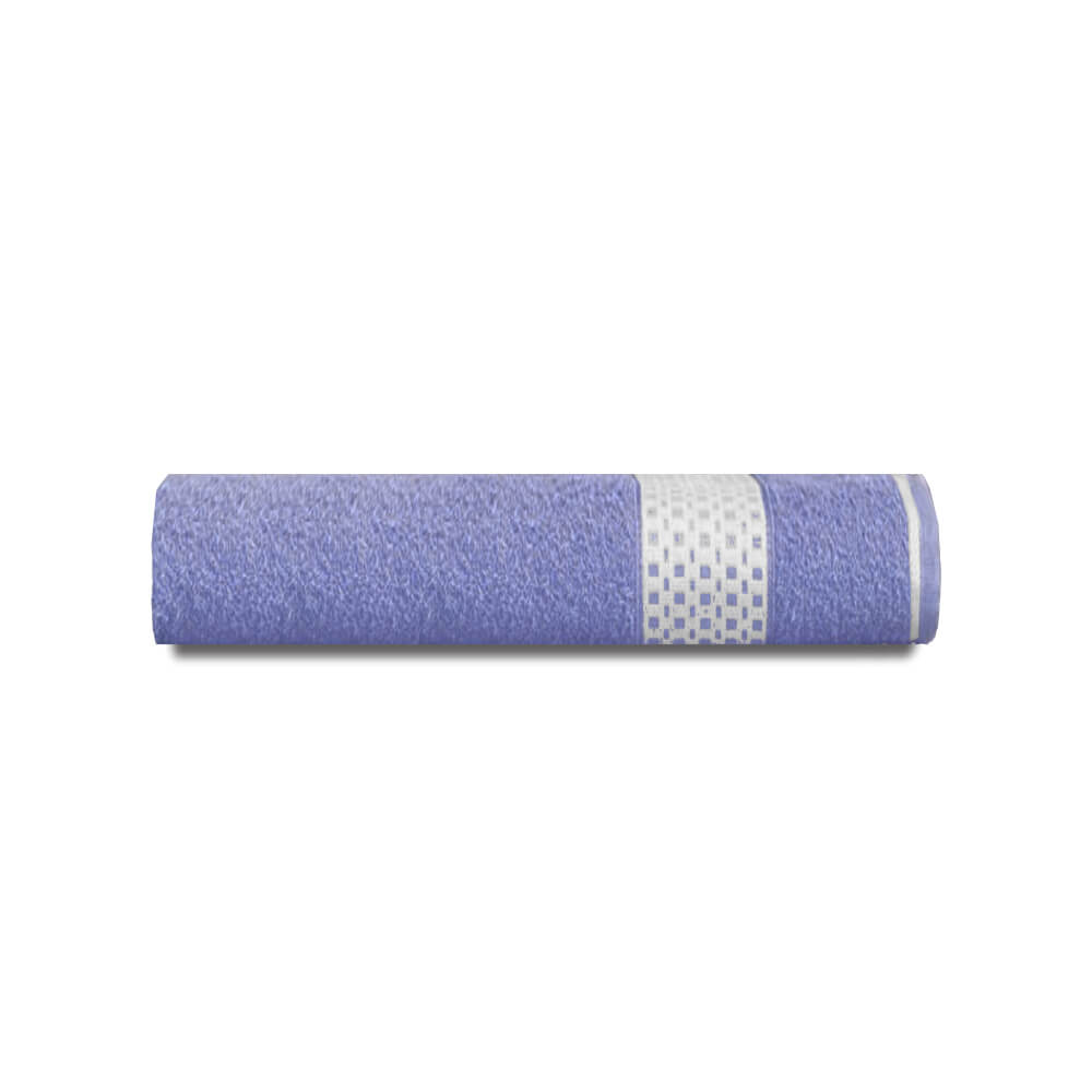 Toalha de Rosto Urbane Azul