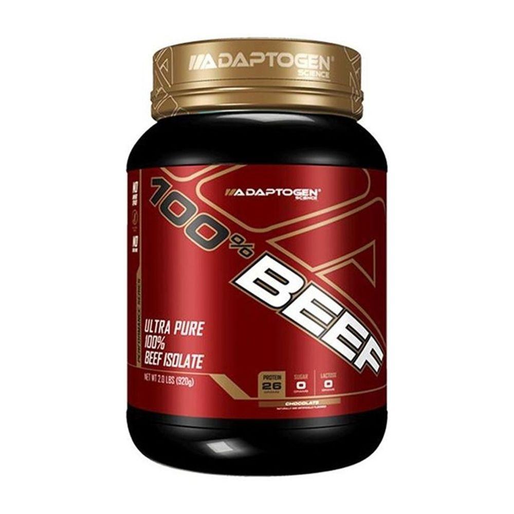 100% Beef Protein 908g - Adaptogen