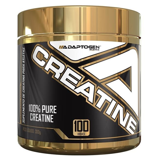 100% Pure Creatine 300g - Adaptogen