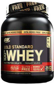 088440963 BC Suplementos - 100% Whey Gold Standard 2lbs (909g + 6 Doses FREE ...
