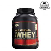 100% Whey Gold Standard 5lbs (2,27Kg) - Optimum Nutrition
