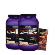 2x 100% Prostar Whey Protein 900g + Wafer Protein Mini