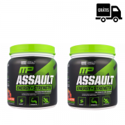 2x Assault 300g (120 doses total) - MusclePharm