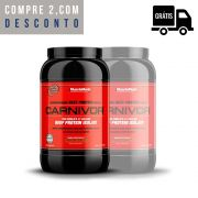 2x Carnivor Beef Protein 900g - Musclemeds