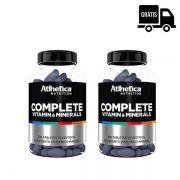 2x Complete Multivit 100 Caps. - Atlhetica Nutrition