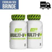 2x Multi-V+ 60 Caps. - Muscle Pharm