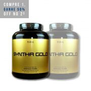 2x Syntha Gold 5lbs (2,27kg) - Ultimate Nutrition
