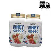 2x Whey Grego 900g