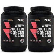 2x Whey Protein Concentrado 900g