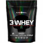 3 Whey 1,8kg - Black Skull
