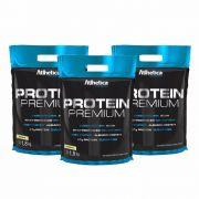 3x Protein Premium 1,8Kg - Atlhetica Nutrition
