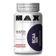 BCAA 3000 60 Tabs. - Max Titanium
