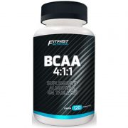 BCAA 4:1:1 120 Caps. - Fit Fast