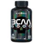 BCAA 6000 120 Tabs. - Black Skull
