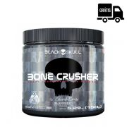 Bone Crusher 150g (30 Doses) - Black Skull