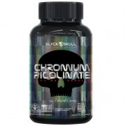 Chromium Picolinate 200 Tabs. - Black Skull