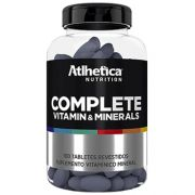 Complete Vitamin & Minerals (100 Tabs.) - Atlhetica Nutrition