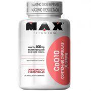 COQ-10 Coenzima 60 Caps. - Max Titanium