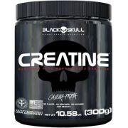 Creatine 300g (Caveira Preta) - Black Skull