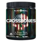 CrossBone 150g - Black Skull