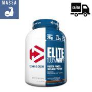 Elite 100% Whey 5lbs (2,3Kg) - Dymatize