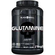 Glutamine 1Kg (Caveira Preta) – Black Skull
