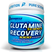 Glutamine Recovery 300g - Performance