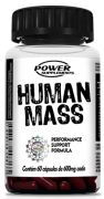 Human Mass 60 Caps. - Power Supplements