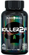 Killer 2F 120 Caps. - Black Skull