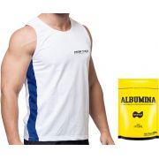 Kit: Albumina 500g + Camiseta
