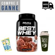 KIT: Best Whey 900g + Brindes