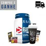 KIT: Elite 100% Whey 900g + Brindes