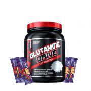 KIT: Glutamine Drive 1Kg + 5x Uau!